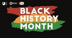 Open University Black History Month Logo