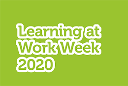 learning at work week green logo