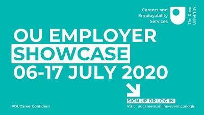 OU Employer showcase 06-17 July 2020